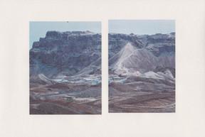 Armand Quetsch, «APDJ, Etude dyp #2», 41x61 cm, 2018, 1/5 encadré, prix de départ: 700€. ((Photo: Armand Quetsch))