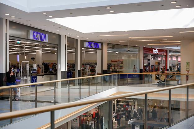 Action est présent dans neuf points de vente au Luxembourg, dont celui-ci, situé au centre commercial Belval Plaza. (Photo: Romain Gamba / Maison Moderne)