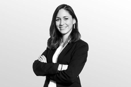Angela Lo Mauro,conseillère Affaires européennes de la Fedil. (Photo: Ann Sophie Lindström)