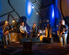 Mark Uncle Band ((Photo: Eric Chenal pour le Mudam Luxembourg))