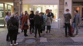 Vernissage de l'exposition «Luxembourg-Tokyo» à la librairie Fellner Louvigny - 26.02.2019 (Eric Chenal)