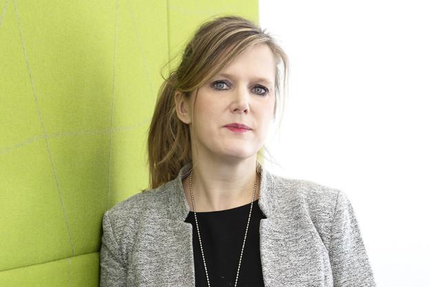 VéroniqueBourgois, désormais directrice générale d'Arval, est entrée dans la société en 1998. (Photo: Arval Luxembourg/Olivier Minaire)