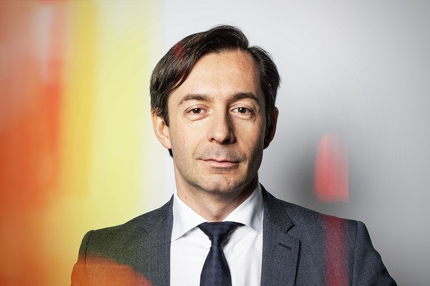 Brice Lecoustey, Advisory Partner, EY Luxembourg. (Photo: Maison Moderne)