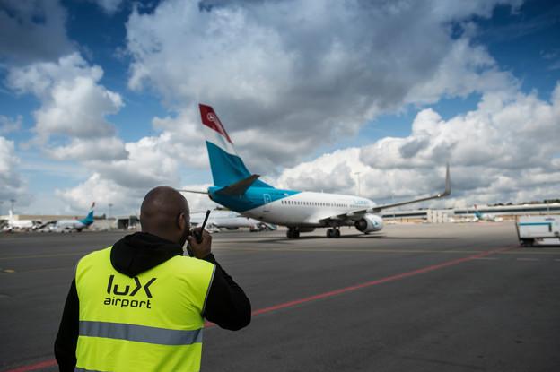 Lux-Airport emploie 309 salariés. (Photo: Anthony Dehez /Archives Paperjam)
