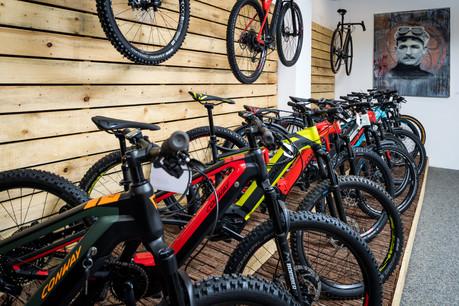 Les délais d'attente pour recevoir certains vélos peuvent aller de plusieurs mois à plus d'un an. (Photo: Nader Ghavami/Maison Moderne)