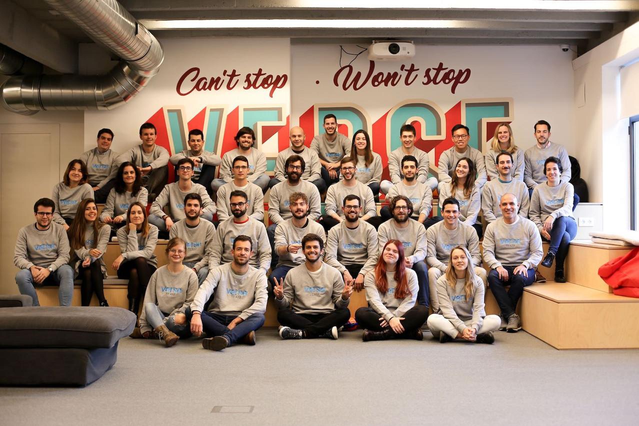L'équipe de Verse est appelée à poursuivre son expansion en Europe, avec le soutien de la richissime Square. (Photo: Verse)