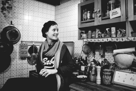 VickyKrieps a beaucoup tourné ces derniers mois et se fait remarquer dans la presse new-yorkaise. (Photo: Patricia Pitsch/Archives Maison Moderne)