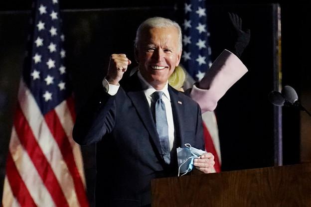 Avec 306voix de grands électeurs, JoeBiden devient effectivement le vainqueur de la présidentielle américaine. (Photo: Shutterstock)