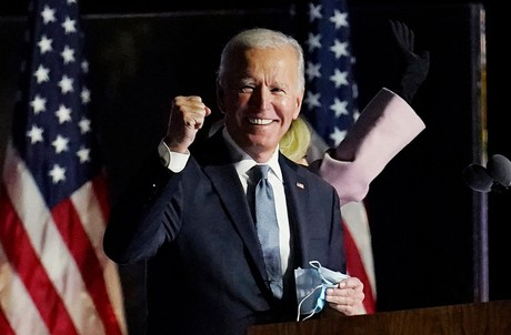 Joe Biden va succéder à Donald Trump. (Photo: Shutterstock)