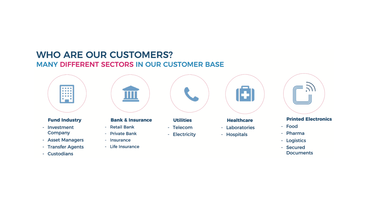 Who are our customers ?  Victor Buck Services