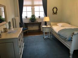 La chambre du fils de monsieur et madameLinckels, qui est décédé d'un cancer dans les années1970. ((Photo: Paperjam))
