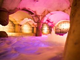Les bains à bulles ne manquent pas. ((Photo: Chateau d'Urspelt))