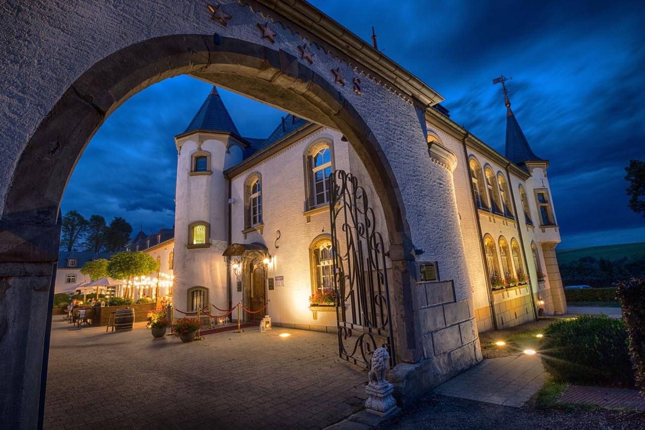 Les lieux se prêtent particulièrement bien à une escapade romantique en pleine nature. (Photo: Château d'Urspelt)