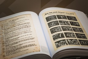 L'exposition s'appuie sur le travail de fourmi de six chercheurs du CNL. (Nader Ghavami/ Maison Moderne)