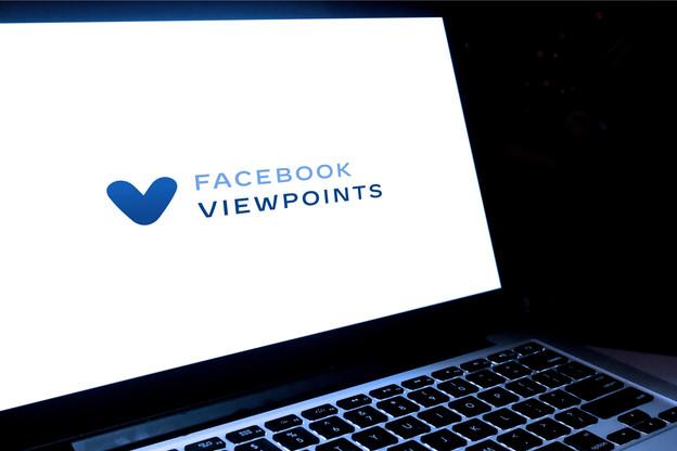 Facebook affirme qu'elle ne commercialisera pas les données utilisées sur l'application – ces dernières n'auront pour vocation que l'utilisation interne. (Photo: Shutterstock)