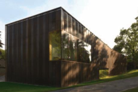 La Villa Vauban vient de recevoir le 1er Prix au TECU® Architecture Award 2010. (Photo:Diane Heirend et Philippe Schmit architectes)
