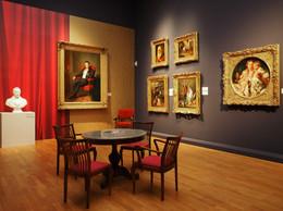 Une salle rend hommage à Jean-PierrePescatore et à sa collection. ((Photo: Les 2 Musées de la Ville de Luxembourg) )