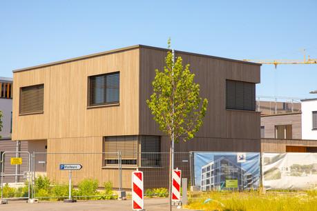 Le projet vise, à terme, la construction de 750habitations abordables pour pouvoir accueillir 2.000personnes. (Photo: Matic Zorman/Maison Moderne)