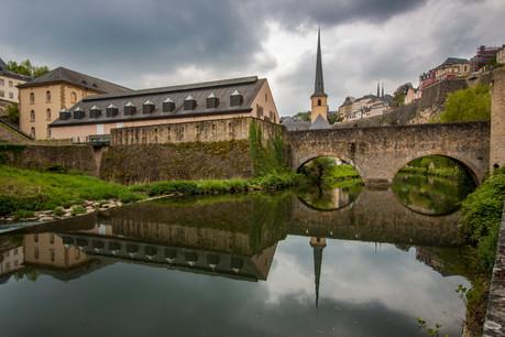 20.000m3 d'eau souillée avaient été déversés par erreur dans l'Alzette. (Photo: Shutterstock)