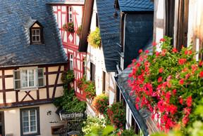 Beilstein, en Allemagne, ou Lucey, en France, sont eux aussi une partie intégrante de Via Mosel', qui se joue des frontières pour mettre en valeur le terroir de la Grande Région. ((Photo: DR))
