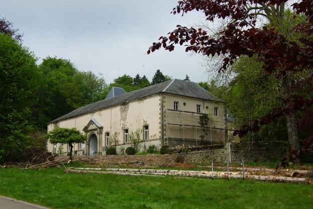 Le domaine s'étend sur 7 hectares et comprend plusieurs bâtiments.             (Photo: La Meuse Luxembourg / Archives)