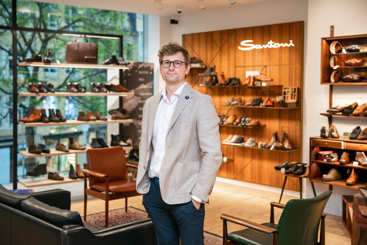 Guillaume Leclercq observes a demand for the brand and its products from customers in Japan. Photo: Romain Gamba/Maison Moderne