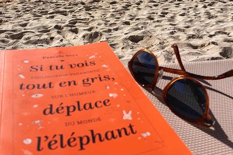 Virginie Carvalho: «Les textes de Pascale Seys nous amènent à réfléchir, à nous poser, à faire le vide pour en fait faire le plein.» (Photo: Virginie Carvalho)