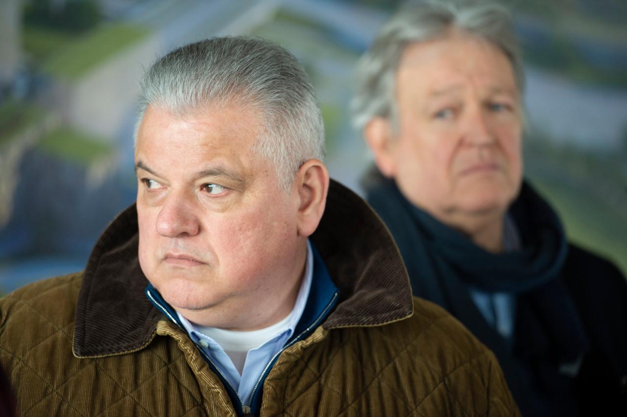 L'entrepreneur luxembourgeois Flavio Becca a investi à Virton à partir de 2018. Mais la situation du club, tant financière que sportive, demeure critique. (Photo: Anthony Dehez/archives)