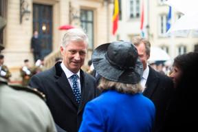 S.M. le Roi des Belges ((Photo: Anthony Dehez))