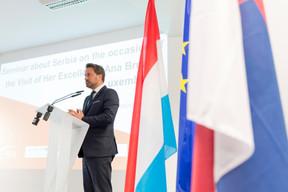 Xavier Bettel (Premier ministre) ((Photo: SIP / Jean-Christophe Verhaegen))