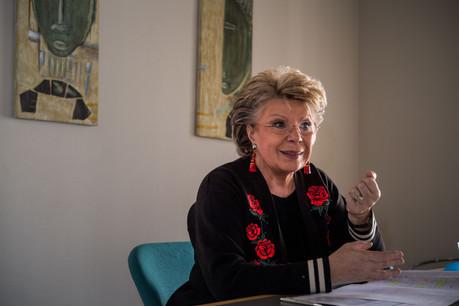 VivianeReding fait partie des six personnalités qui forment le «leadership» de Markets4Europe, organisation qui souhaite accélérer la réalisation de l'Union des marchés des capitaux. (Photo: Nader Ghavami/Archives Paperjam)