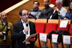 Jean-Marc Schlenker (Université du Luxembourg) ((Photo: Julien Swol))