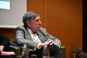 François Bausch (Ministre de la Mobilité et des Travaux Publics) ((Photo: Julien Swol))