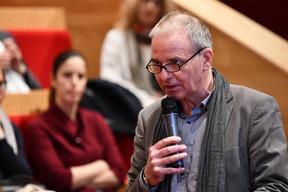 Markus Hesse (Université du Luxembourg) ((Photo: Julien Swol))