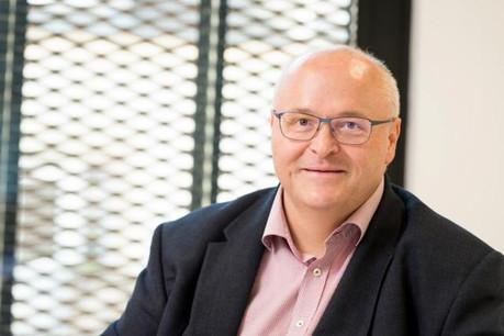 Pierre Hurt, directeur de l'OAI. (Photo: Marie De Decker)