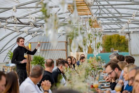 Les vodkas Belvedere ont célébré l'arrivée au Luxembourg de leur gamme bio «Organic Infused» autour d'un brunch champêtre très réussi organisé par Symposium.  (Photo:Symposium)