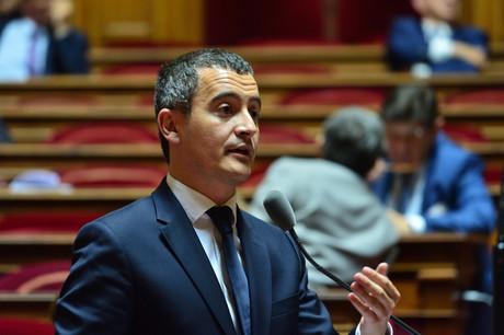 Le jeune GéraldDarmanin (37ans), proche de NicolasSarkozy, continue son ascension politique en devenant ministre de l'Intérieur. (Photo: Shutterstock)