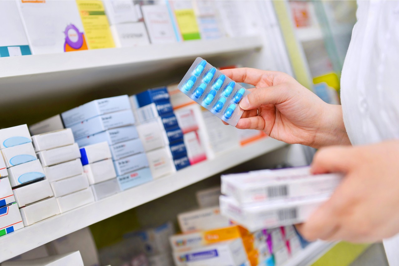 Les produits de santé font évidemment partie de ce qui est considéré comme essentiel. (Photo: Shutterstock)