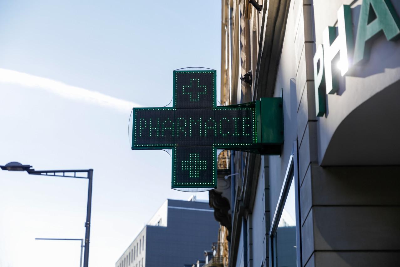 Certaines officines permettent de se faire tester rapidement au Covid depuis ce mercredi 12 mai. Le reste des pharmacies volontaires devrait suivre d'ici lundi 17 mai. (Photo: archives/Maison Moderne)