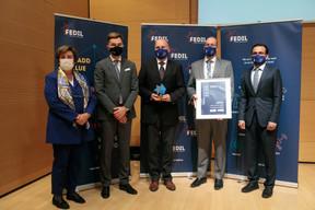 B Medical Systems a remporté une distinction dans la catégorie des produits. ((Photo: Matic Zorman / Maison Moderne))