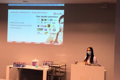Les 10 finalistes ont défendu leur projet lors d'un pitch devant un grand jury, à la BIL. (Photo: CYEL/Jeune Chambre économique du Luxembourg)