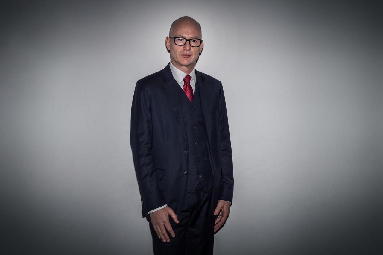 Pour LucNeuberg, la gestion du risque est une valeur ajoutée pour les entreprises. (Ptoho: Maison Moderne/Mike Zenari)