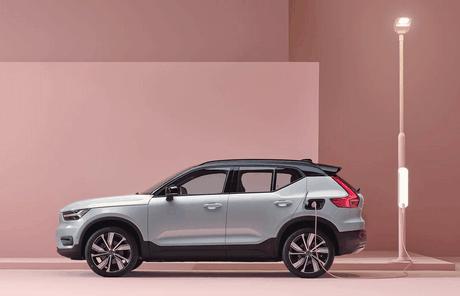 Volvo a pour ambition de passer 50% de son offre commerciale à l'électrique dès 2025, et les autres 50% dans les cinq années suivantes. (Photo: Volvo Cars)