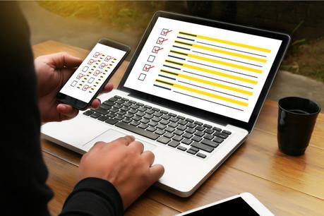 Le vote électronique est-il une bonne solution pour ramener les citoyens vers les élections, si la technologie retenue est la blockchain? (Photo: Shutterstock)