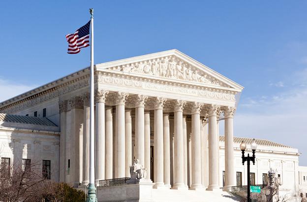 Le sort de l'élection présidentielle sera-t-il réglé par la Cour suprême? (Photo: Shutterstock)