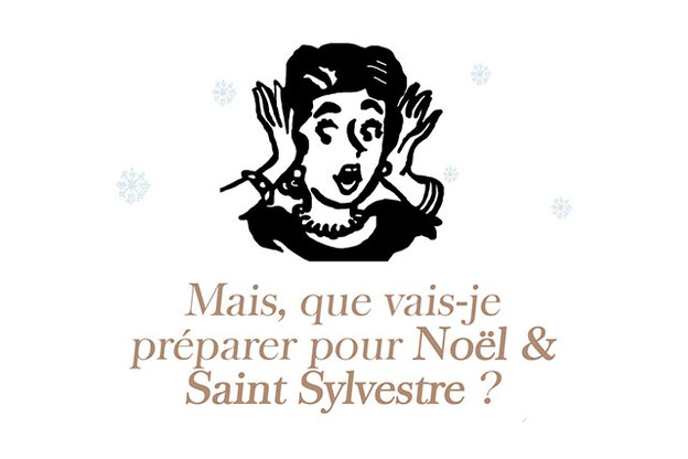 Menu à emporter pour Noël à Luxembourg, Catering & Cantine Windsor (création: service marketing, création fait maison) (Photo : Windsor)