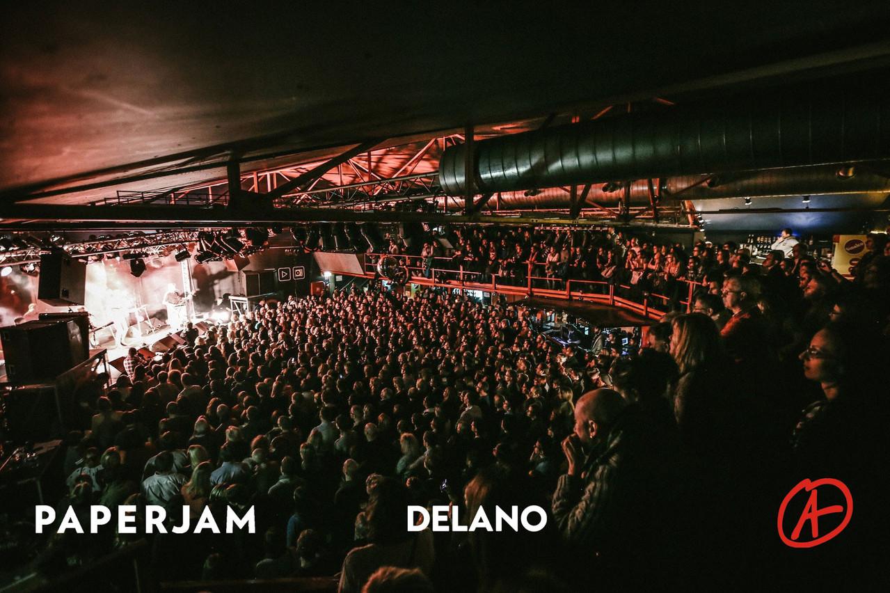 Le secteur de la musique «live» est paralysé depuis plus d'un an. Une situation que personne ne pensait possible encore peu de temps avant. (Photo: Den Atelier)