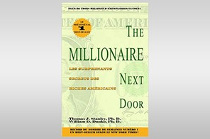Depuis fin 2019, «The Millionaire Next Door – Les surprenants secrets des riches Américains» existe désormais en version française.  (Photo: Frégate Éditions)