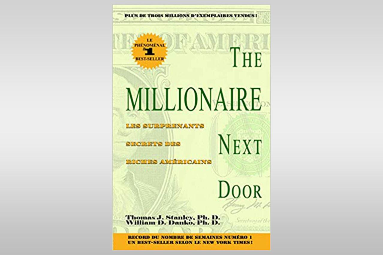 Depuis fin2019, «The Millionaire Next Door – Les surprenants secrets des riches Américains» existe désormais en version française.  (Photo: Frégate Éditions)