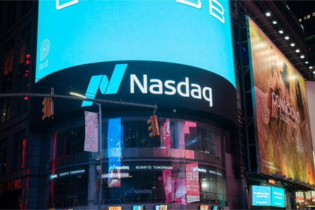 Le Nasdaq a franchi pour la première fois la barre des 11.000 points la semaine dernière. (Photo: Shutterstock)